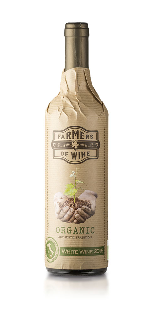 Farmers of Wine - White wine
