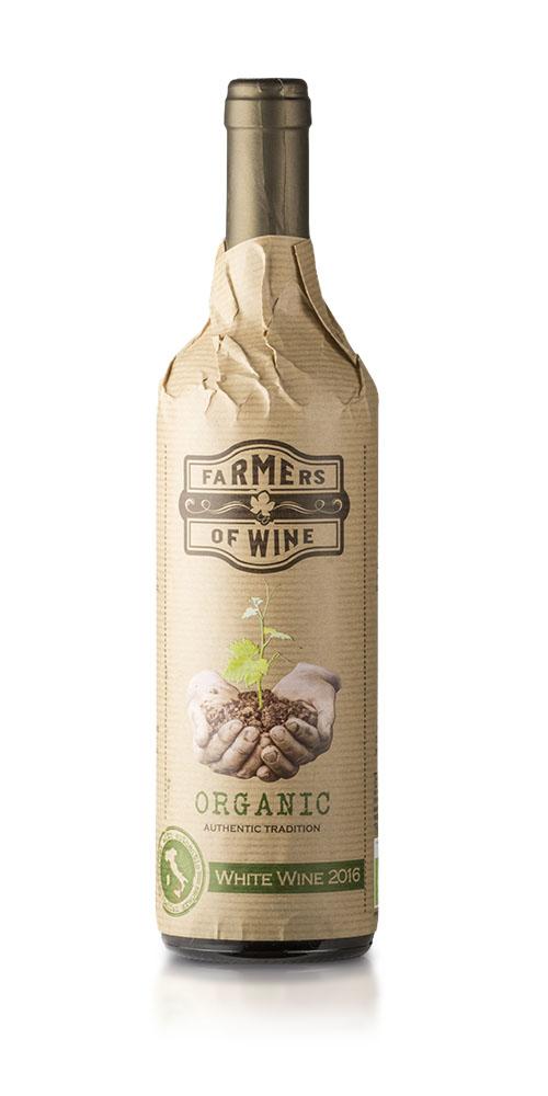 Farmers of Wine - White wine