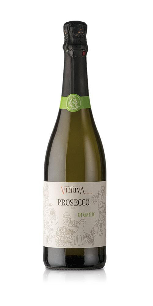 Vinuva Prosecco - Organic wine
