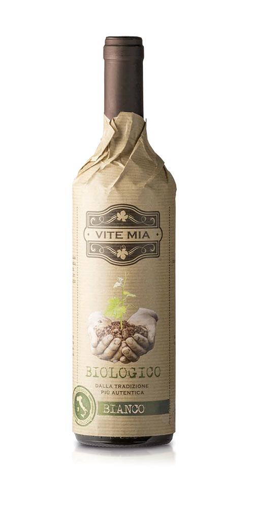 Vite Mia - Vino bianco biologico