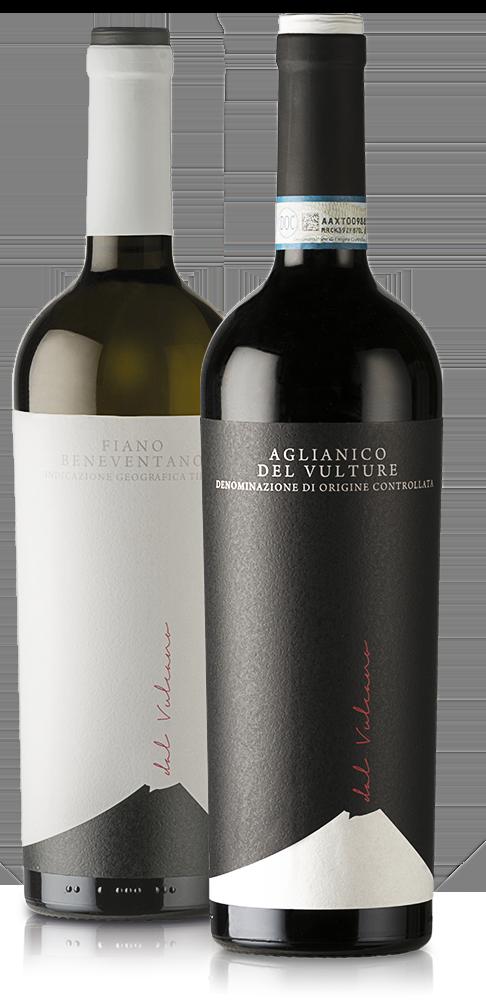 Terre del Vulcano wines
