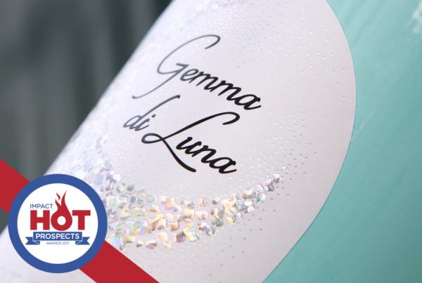 Gemma di Luna Impact Hot Prospect brand award