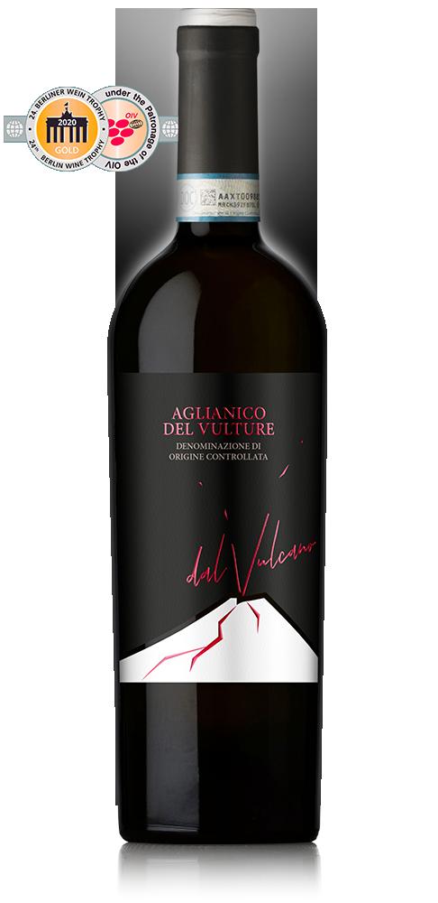 Aglianico-del-Vulture- Dal Vulcano