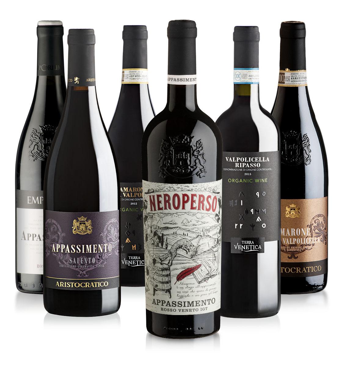 Appassimento wines