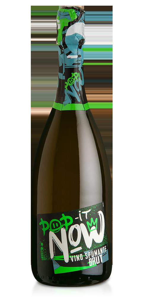 Vino Pop-it Now Spumante